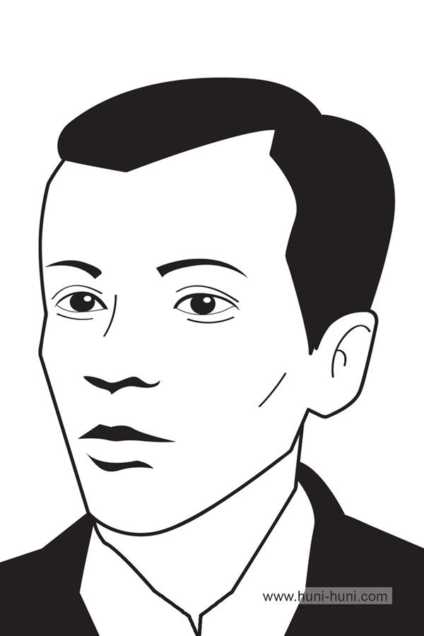 Andres Bonifacio.