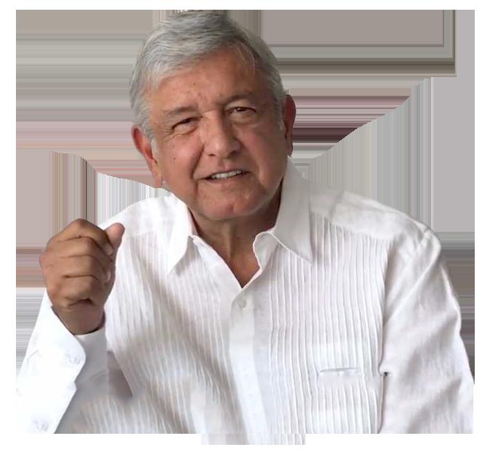 Andres Manuel Lopez Obrador Png 3 » PNG #122791.