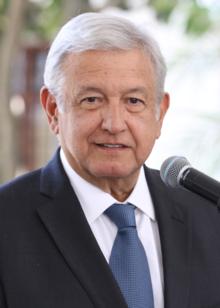 Lijst van staatshoofden van Mexico.