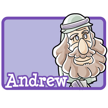 Clip Art Word Andrew Clipart.