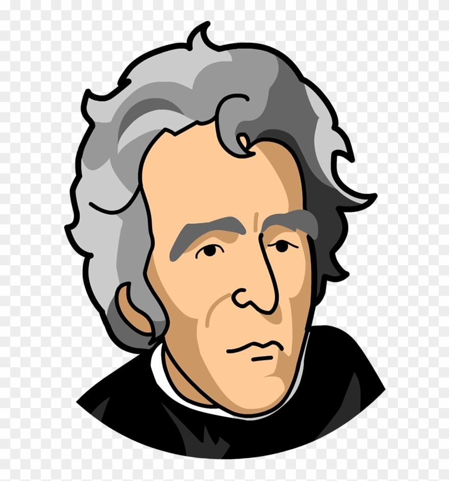 Andrew Jackson Clipart Full Body.