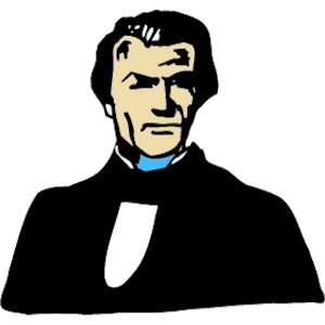 Andrew Johnson clipart, cliparts of Andrew Johnson free.