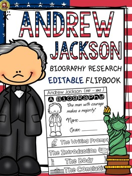 PRESIDENTS DAY: BIOGRAPHY: ANDREW JACKSON.