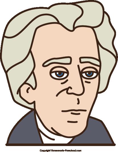 Andrew Jackson Cartoon Drawing at GetDrawings.com.