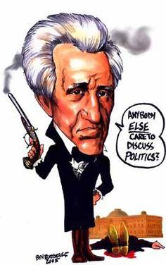 Andrew Jackson #7.