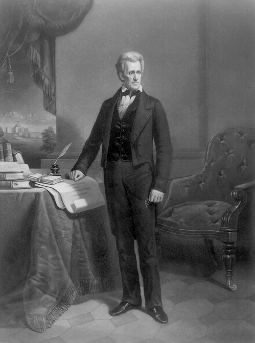 Andrew Jackson\'s quotes, famous and not much.