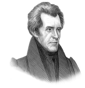 Andrew jackson png 2 » PNG Image.
