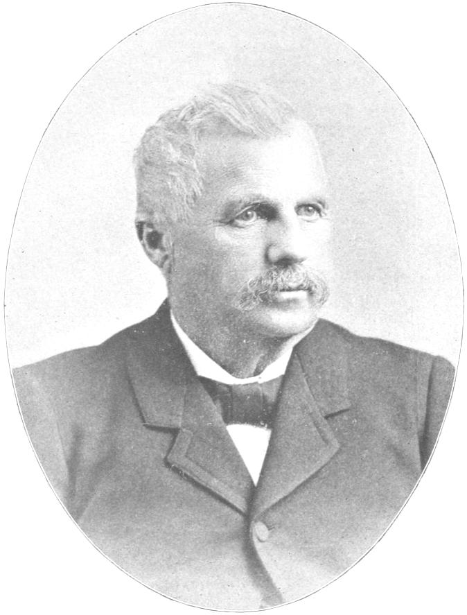 Andrew Jackson Turner.