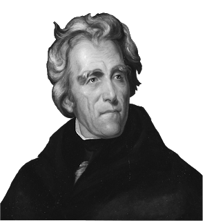 Andrew jackson png 6 » PNG Image.