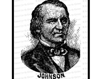 Andrew johnson.