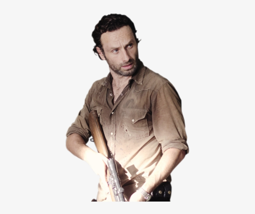 Rick Render The Walking Dead By Twdmeuvicio Andrew.