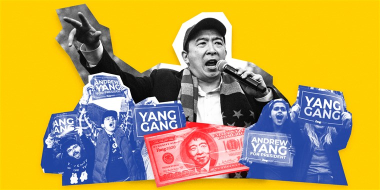 Is Andrew Yang ready for prime time?.