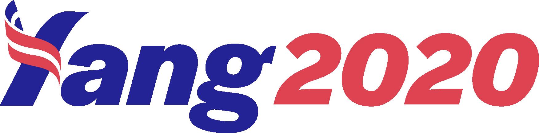 File:Andrew Yang 2020 logo.png.