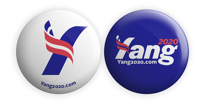 Yang 2020 presidential campaign.