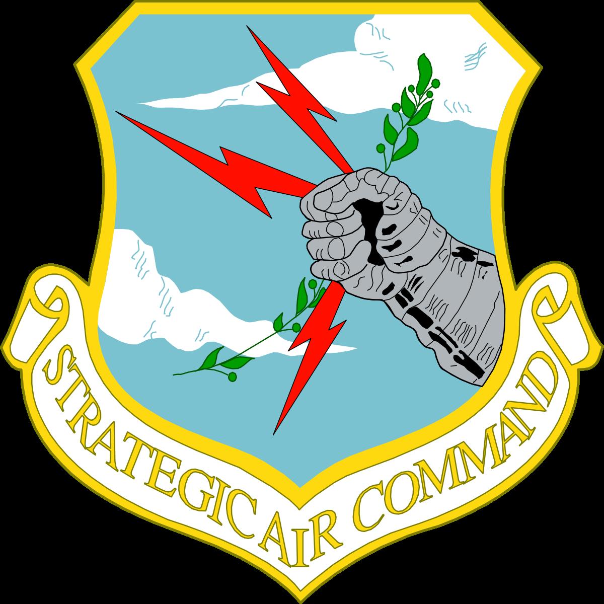 Strategic Air Command.