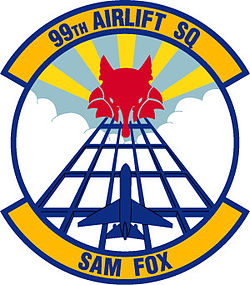 99th Airlift Squadron.