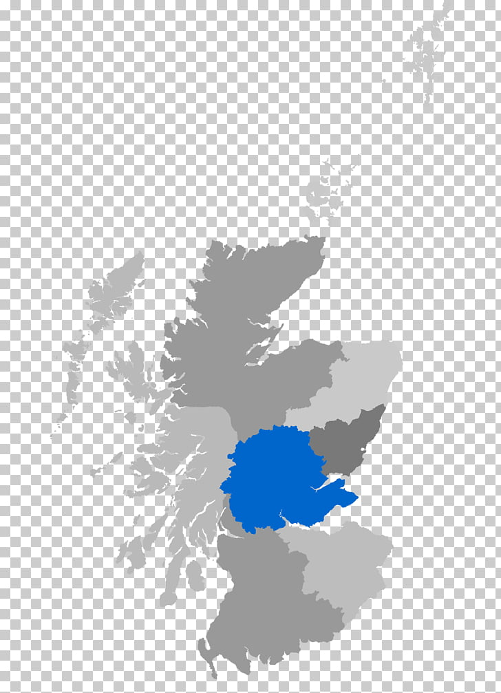 Scotland Blank map, andrews PNG clipart.