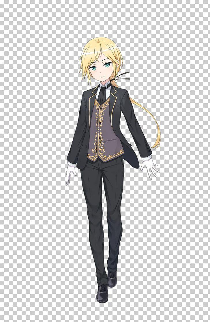 Costume Design Uniform Anime PNG, Clipart, Androgynous.