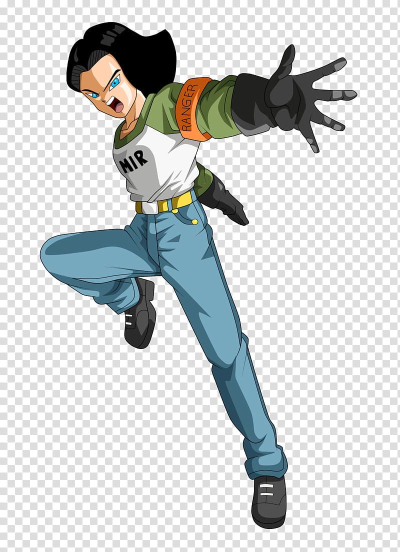 Android , Android of Dragonball transparent background PNG.