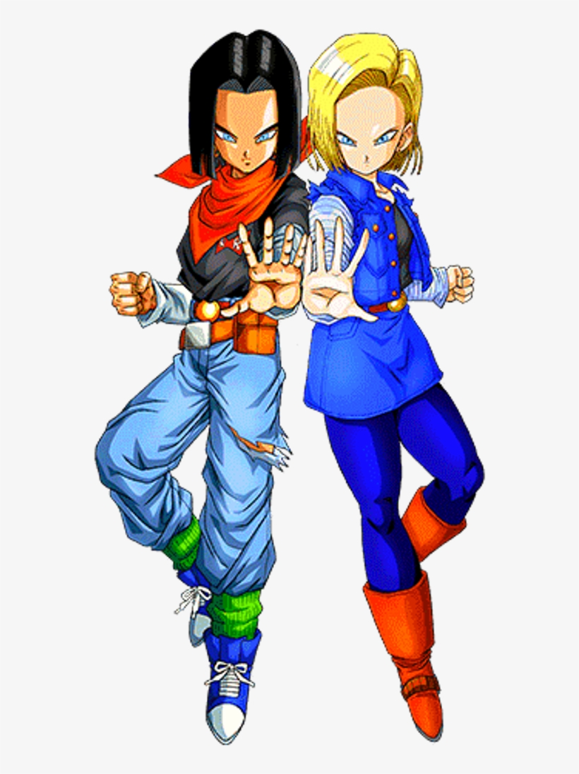 Android 17 Png PNG Images.