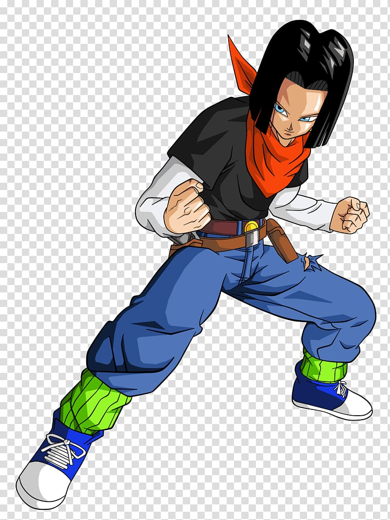 Android 17 Android 18 Frieza Vegeta Tien Shinhan, dragon.