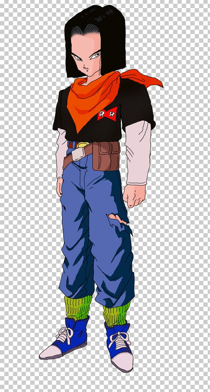 Android 17 Android 18 Gohan Goku Dragon Ball PNG, Clipart.