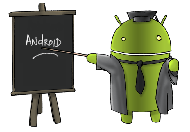 Choose the best Android development tutorial out of these.