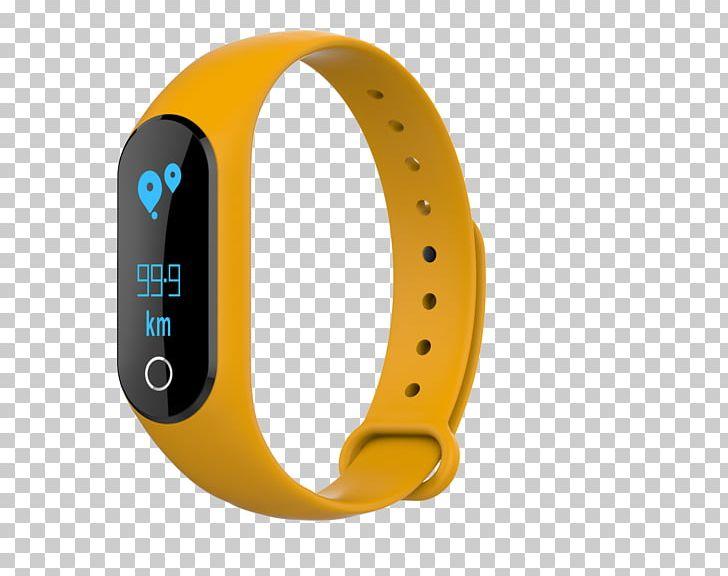 Activity Tracker Wristband Bracelet Smartwatch Pedometer PNG.