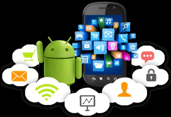 HD Android App Development.