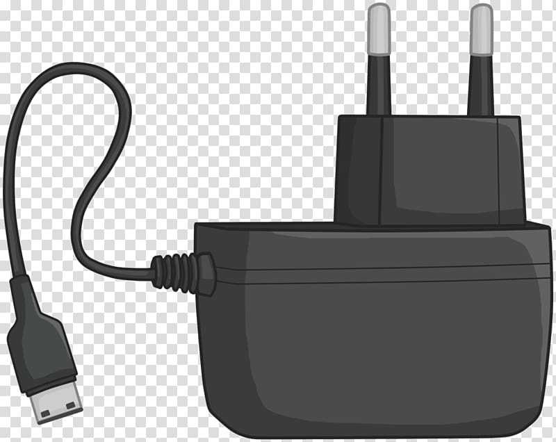 Battery charger Android, mobile transparent background PNG.