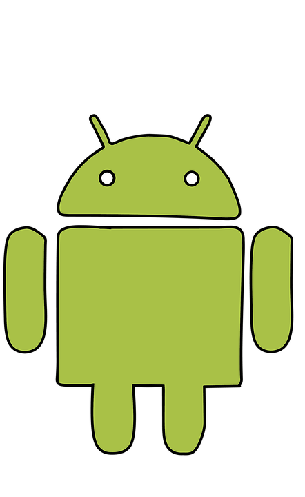 Android Icon Clipart Vector.