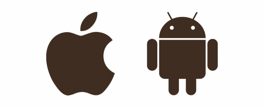 Android And Ios Icon Png Free PNG Images & Clipart Download #1528402.