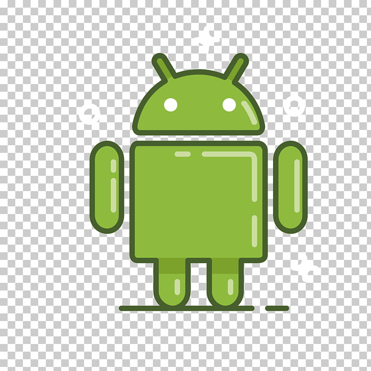Android Logo Icon, Green Android logo PNG clipart.