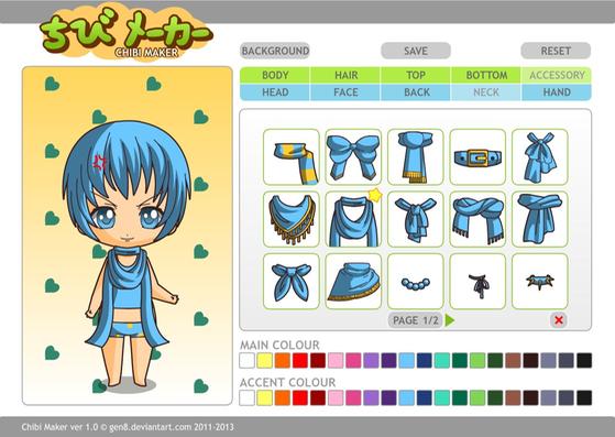Chibi Maker Download.