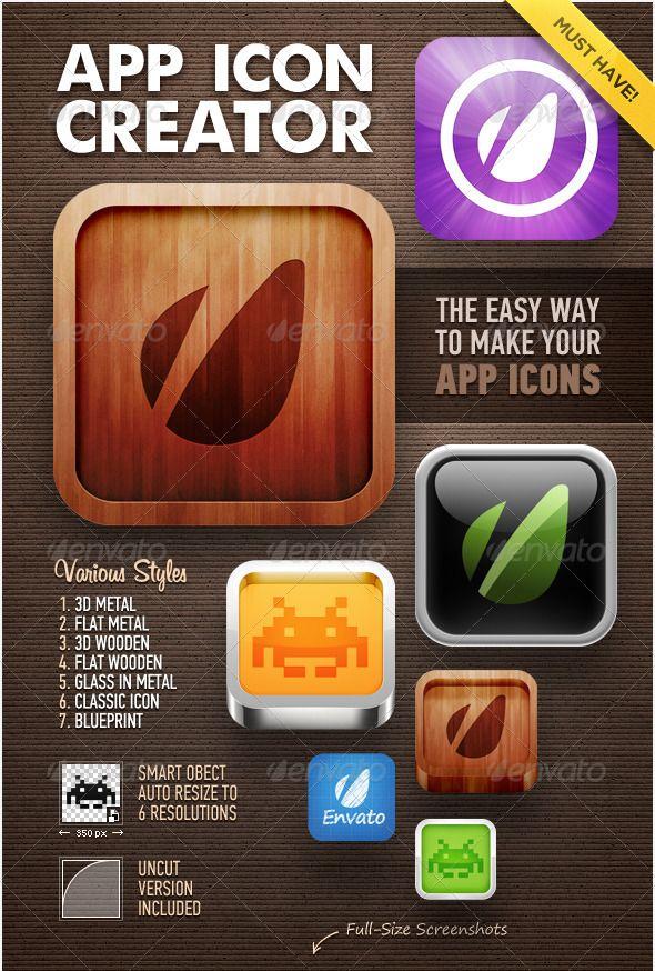 App clipart creator.