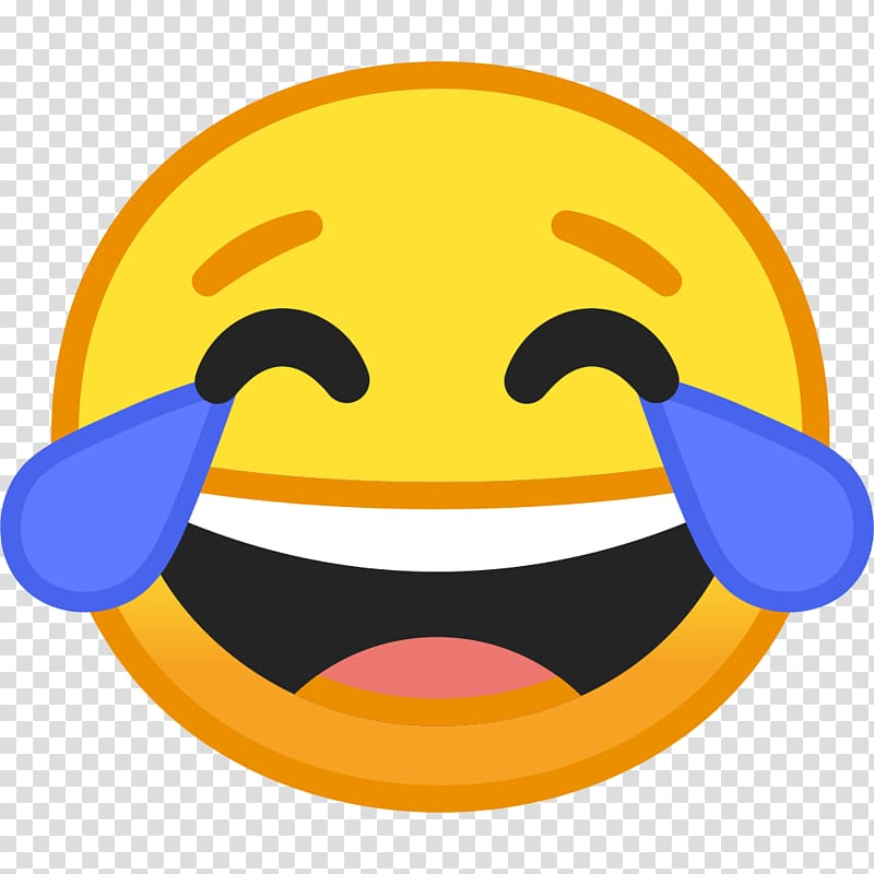 Face with Tears of Joy emoji Emoticon Sticker Android Oreo.
