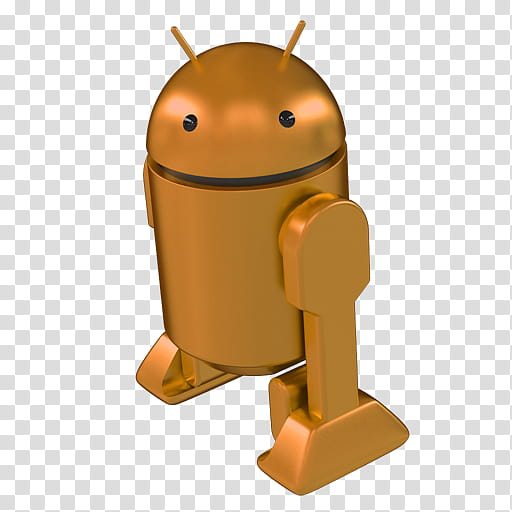Android D Icons And Blender D Model Set , Android.