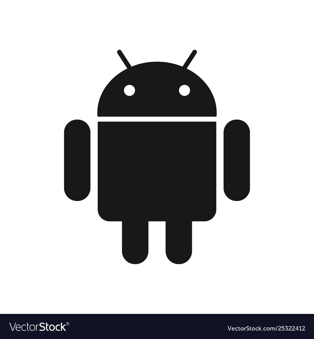 Android logo icon.
