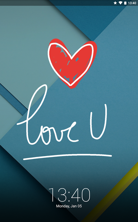 Android clipart lock screen.