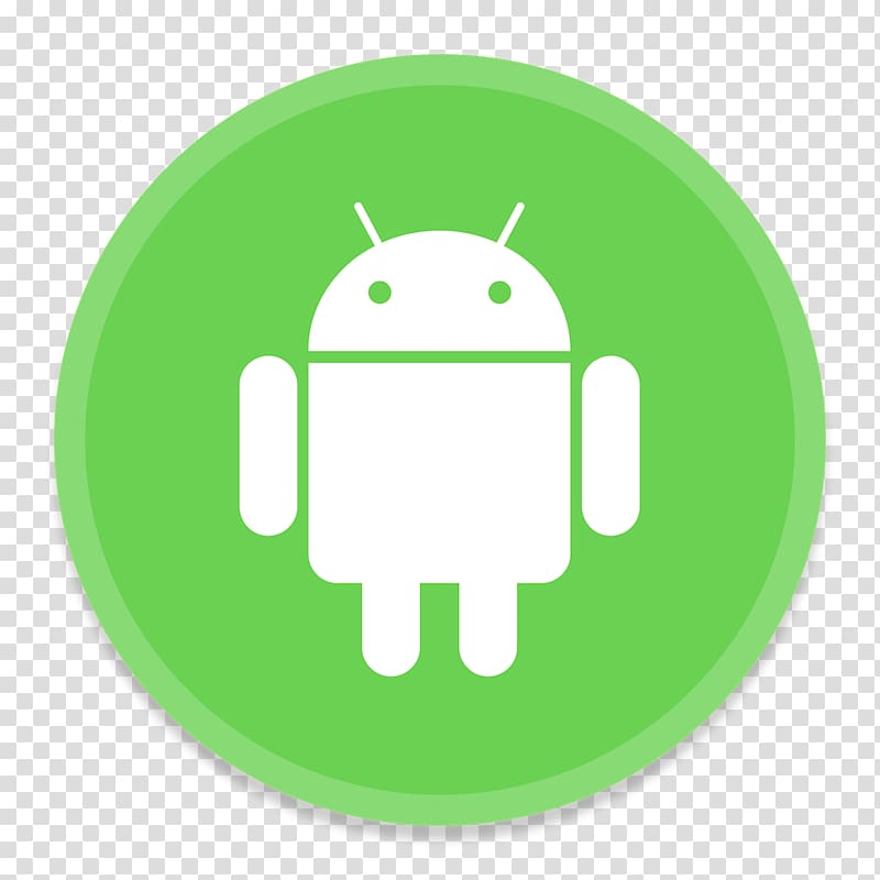 Android logo , grass area text brand, Android FileTransfer.