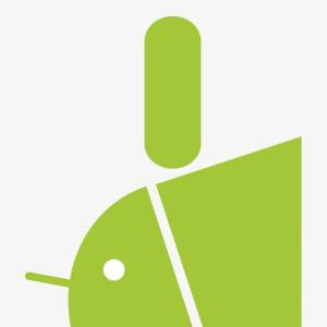 Uwyqyeyaandroid Png Image Hd Android Icon White Transparent.