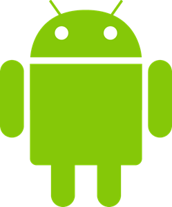 Android Logo Vector (.SVG) Free Download.