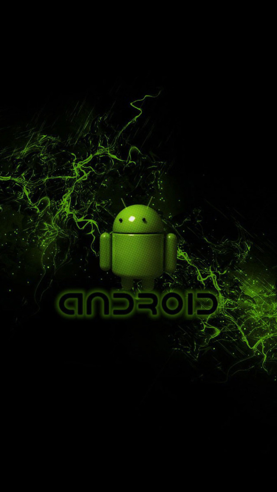 84+ Android Logo Wallpapers on WallpaperPlay.