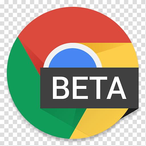 Android Lollipop Icons, Chrome Beta, Google Beta icon.