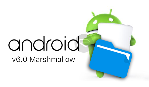 Access Hidden File Manager In Android 6.0 Marshmallow, Here's How.