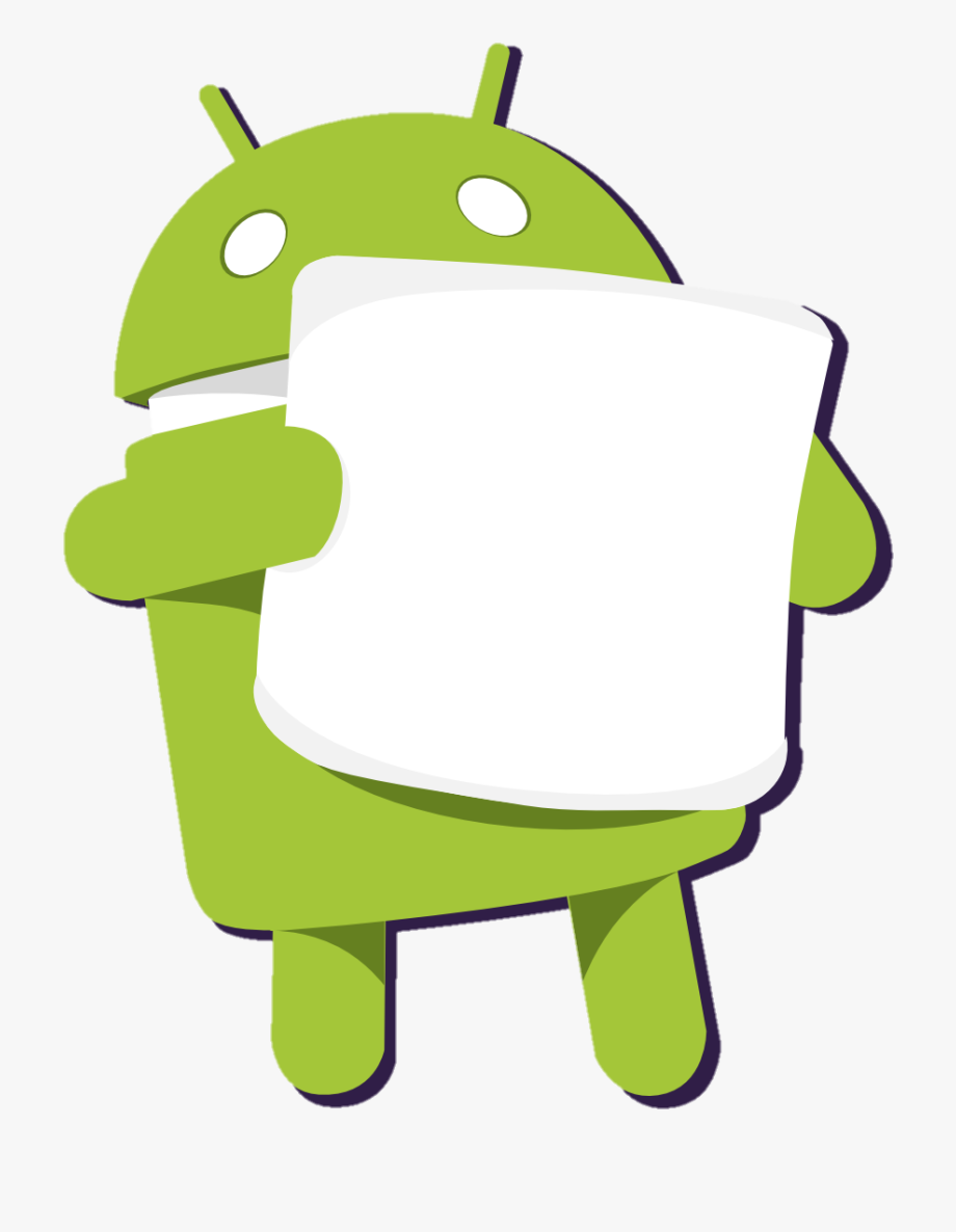 Android Marshmallow Png.