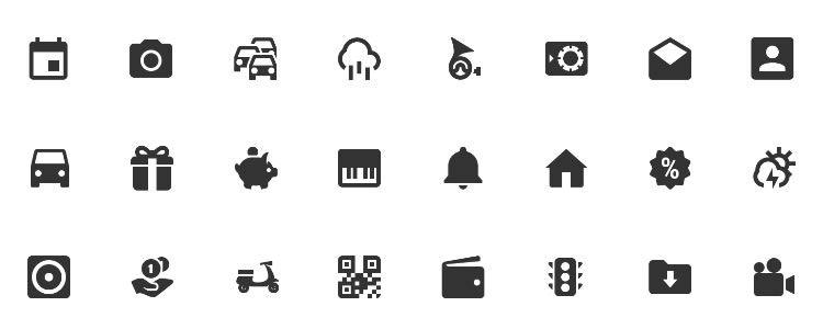 30 Free Material Design UI Kits, Templates & Icon Sets.
