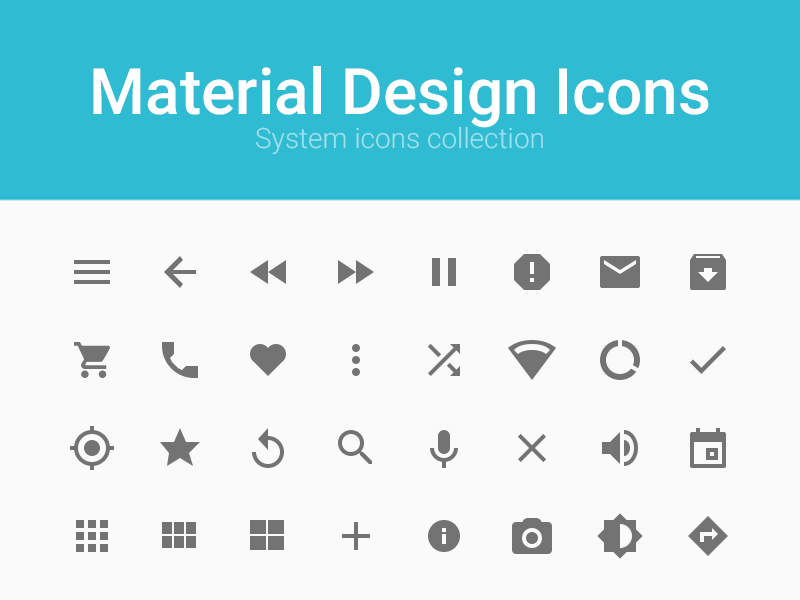 Android Material Design Icon #408324.