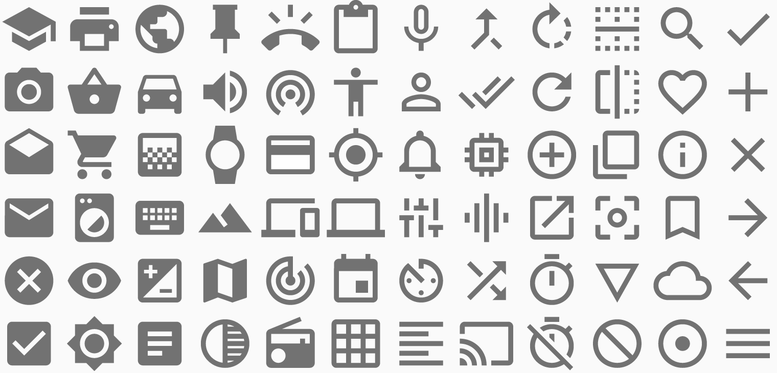 Android Material Design Icon #408333.