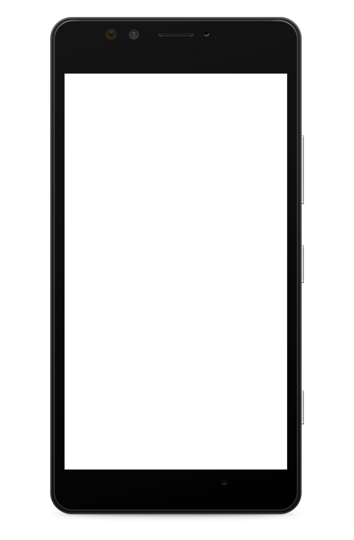 Android phone mockup.